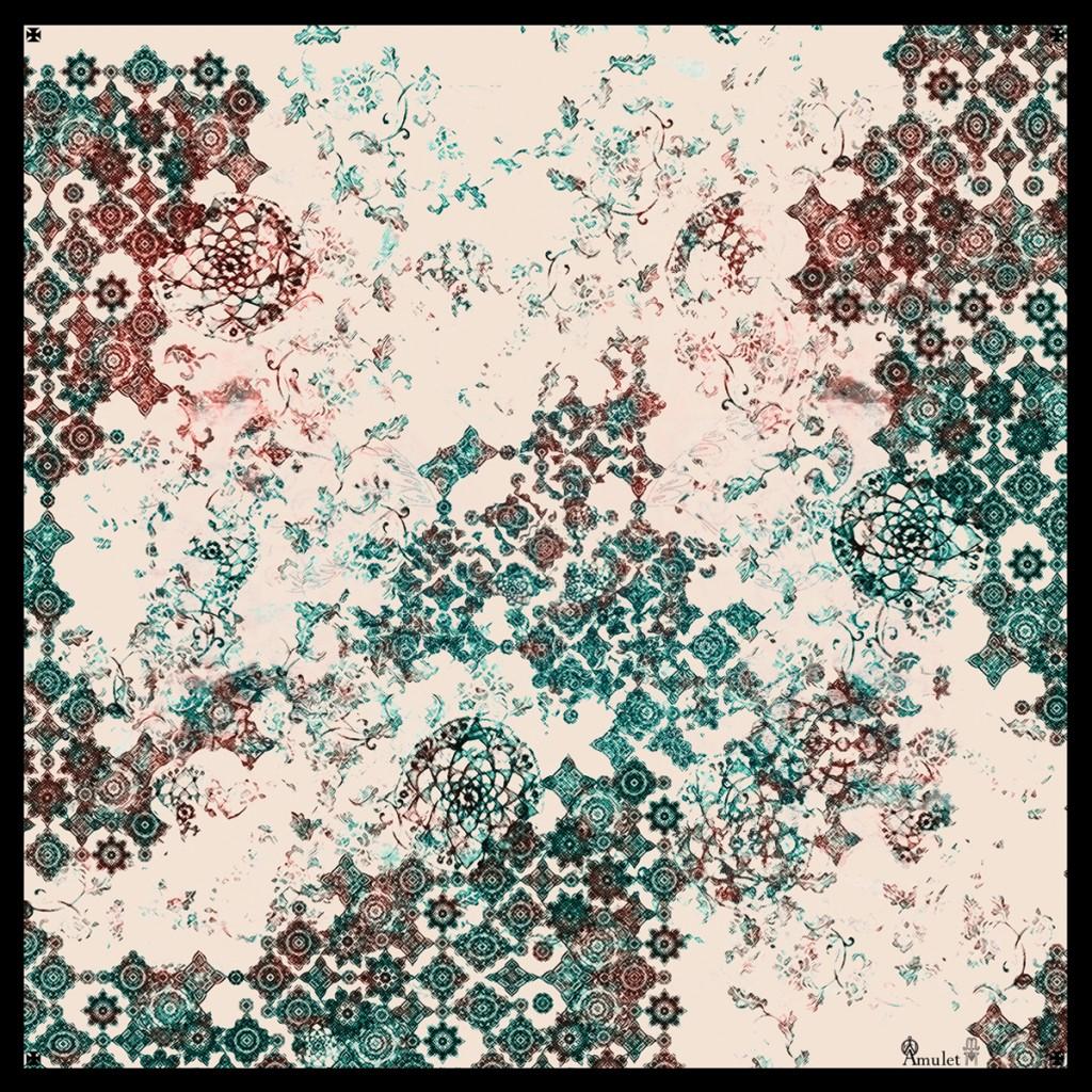 chien-de-terre-2018-amulet-foulard-atlas-oasis-original-design-twill-de-soie-print-made-in-france