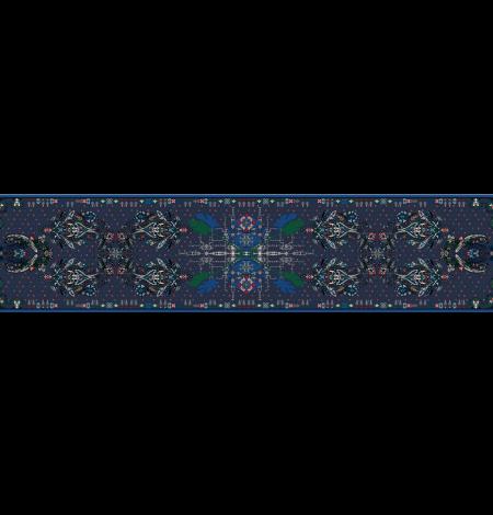 Etole Akna Winter amulet print