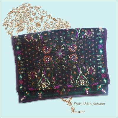 Stole Akna autumn amulet