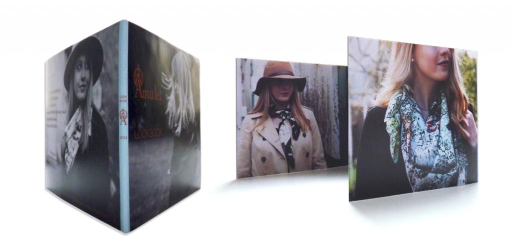 Lookbook foulards AMULET 1